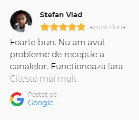 stefan vlad recenzie iptv romania in google