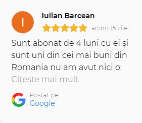 iulian barcean recenzie iptv romania in google