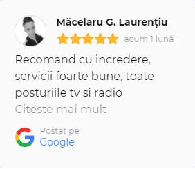 macelaru g laurentiu recenzie iptv romania in google